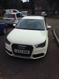 Audi A1 se TDI 3 door hatchback