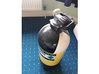 Faber diving cylinder