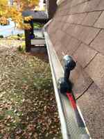 Eaves trough Cleaning  from... 80$, CALL 2267911630