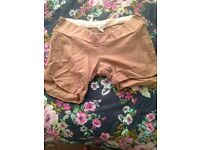 Maternity shorts (mamas and papas) size 12