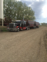 Hiring Experienced Dry Bulk Driver For Alberta Only Work