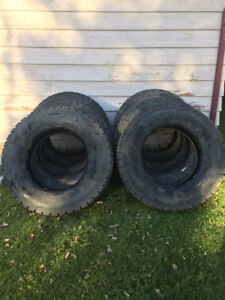 **Band NEW Semi-Truck Tires** great deal
