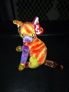 Kaleidoscope Ty beanie baby still with tags price firm