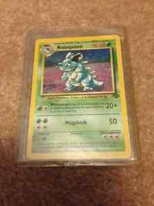 Pokemon Jungle Rare Holo's (1999) #/64 Mint condition cards $30 Cambridge Kitchener Area image 5