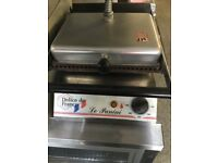 Quality commercial small Griddle
