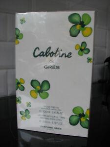 Cabotine de Grès Eau Toilette 100ml Lotion corp 200ml  Femme