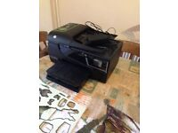 HP Officejet 6600 wifi printer rarely used.