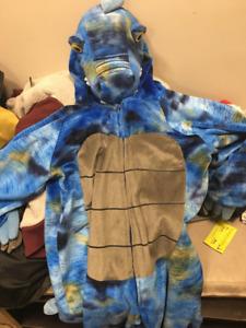 Alligator Halloween Costume Size 5-6