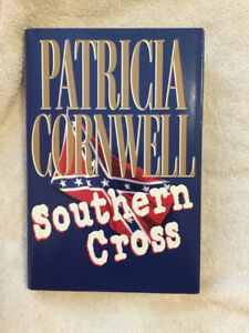 Southern Cross, by Patricia Cornwell HCDJ 1998