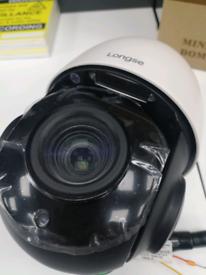 Ptz camera 18x zoom 80m night vision