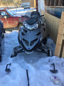 Polaris 550 Sled for sale