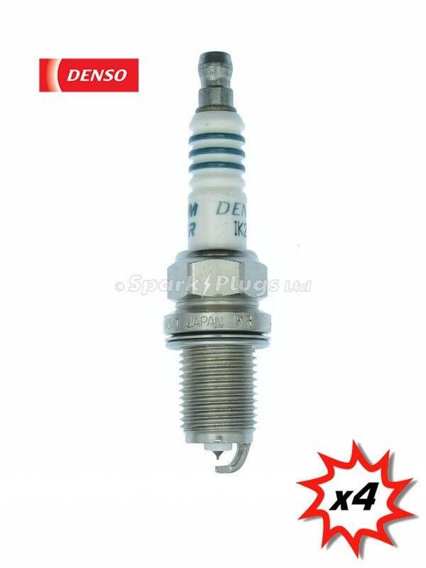 4x Denso IK20 Iridium Power Spark Plug 5304. Set Of 4 Plugs. Fast Despatch