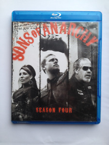Coffret Blue-ray   Sons of Anarchy 3 disc set