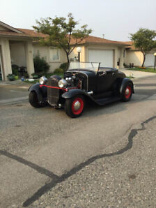 Old School 31 Ford Hot Rod