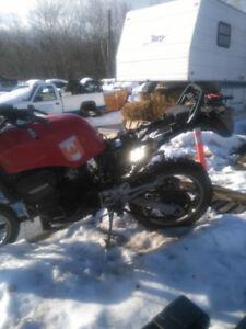 Dirt bike for 900 cc project bike