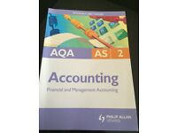 AQA Accounting Revision Guide AS 2
