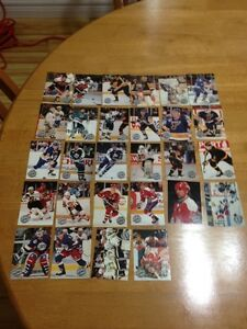 For Sale: Pro Set 1991-92 Platinum Hockey Cards Sarnia Sarnia Area image 5