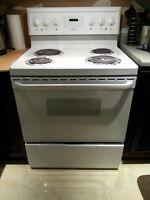Stove Oven / four cuisiniere