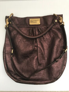 Marc by Marc Jacobs Hillier Hobo Matallic Bag
