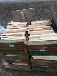 KINDLING WOOD FOR SALE