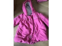 18-24 months coat mothercare