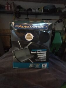 Auto trends bench seat cover