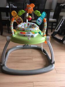 Exerciseur bébé Fisher Price