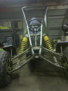 Gsxr dune buggy