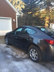 2014 Mazda 3 ..full warranty ...only 23000 km