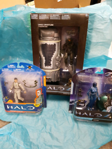 Xbox Halo Toy Bundle
