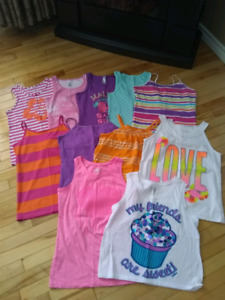 Girls summer clothing. Size 14/16