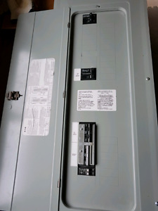 new combo  electrical panel