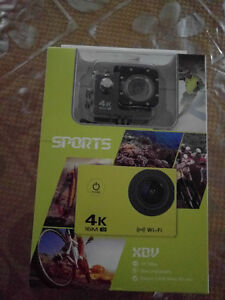 Brand New WiFi 4K Action Camera