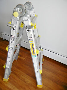 Aluminum Ladder Folding