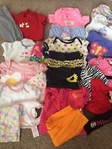 Baby 6-12 month clothing Lot