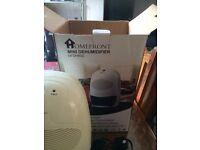 Homefront HFDH600 Peltier Compact Dehumidifier