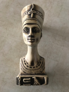 Resin Egyptian Figurehead