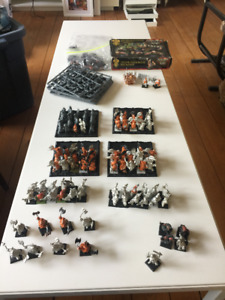 Warhammer Dwarf Slayer Army