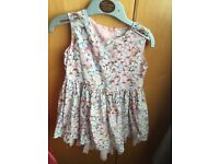 Party dress size 18-24months