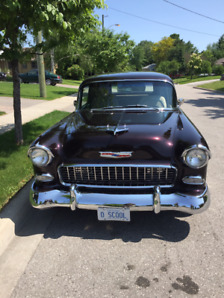 For Sale 55' Chevy Sedan Delivery