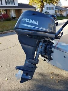 2014 Mirrorcraft 1615 Outfitter / 25 HP Yamaha London Ontario image 4