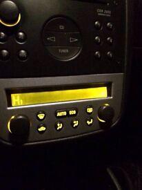 Corsa c exclusive 2004 climate control unit works perfect 07594145438