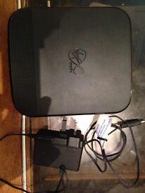 Virgin media router wifi internet QUICK SALE ! Cheap