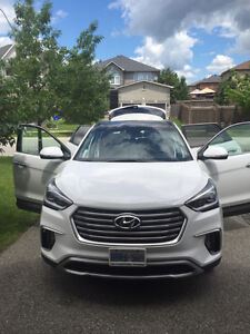 2017 Hyundai Santa Fe Luxury XL SUV, Crossover