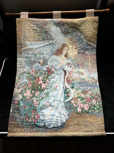 Wall Tapestry of Angel