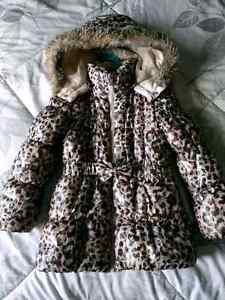 Manteau d'hiver de sortie ou d'automne h&m 4-5 ans