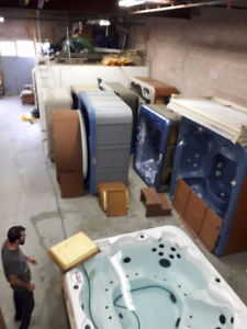 Refurbed Hot Tubs Just Like New.  Save THOUSANDS $$$