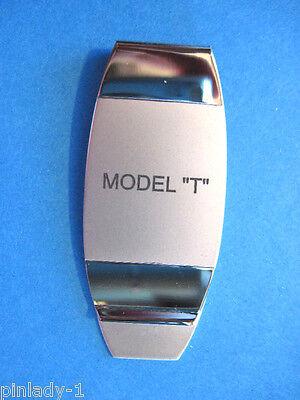 MODEL T  -  money clip ORIGINAL BOX