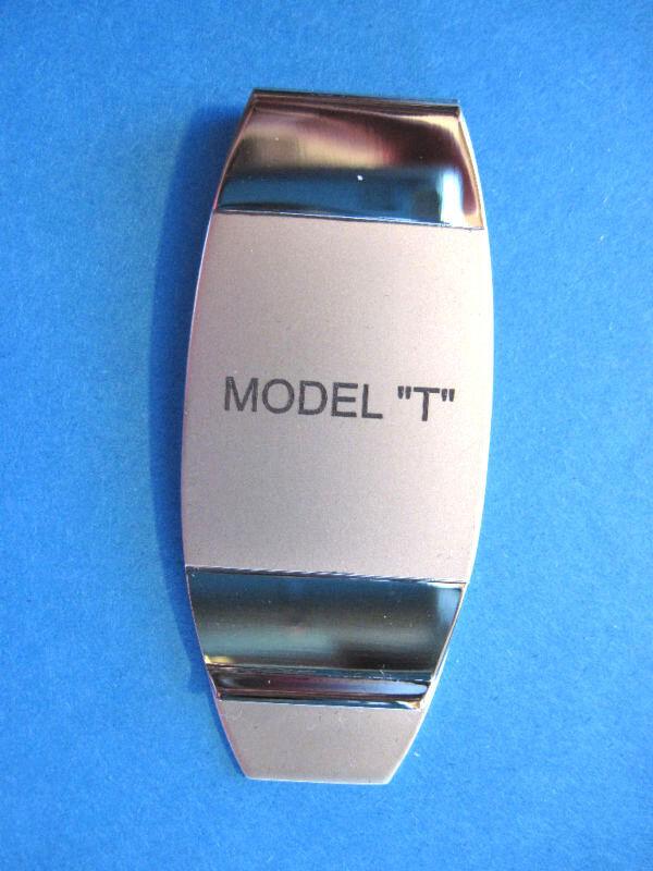 Ford MODEL T  -  money clip ORIGINAL BOX