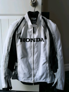 Honda women's motorcycle jacket. Joe rocket